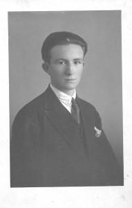 Димитрије Јерковић, за време школовања у Сремским Карловцима