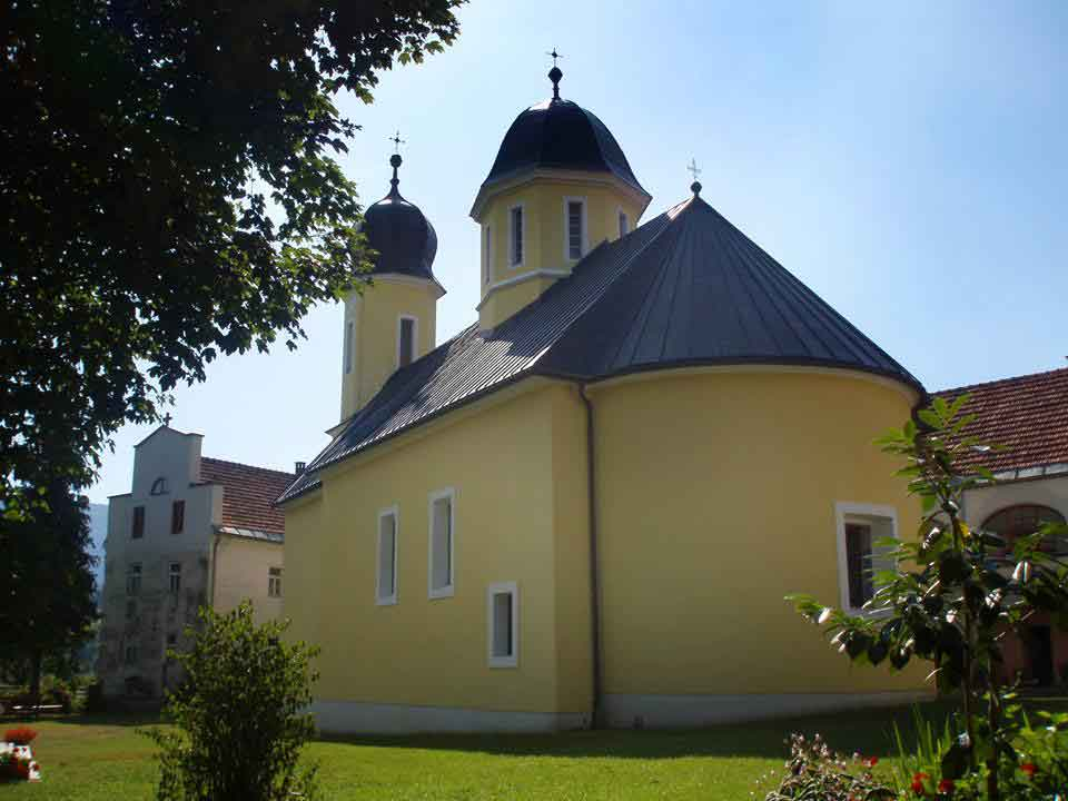 Манастир Гомирје (фото Сњежана Орловић)