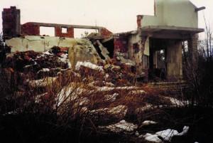 Ruševine u Divoselu