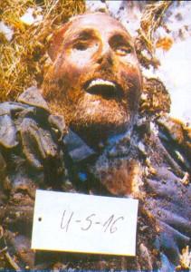 Посмртни остаци Рајка Бараћа
