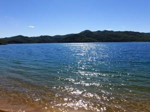 Крушчичко језеро у Косињу