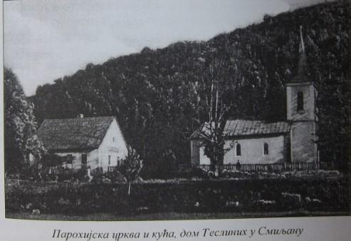 parohijski dom u Smiljanu