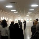 Изложба слика проф. Миле Рајшића  у Лазаревцу