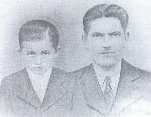 Син Раде заклан 1942. а отац Миле убијен 1941.
